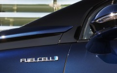 Toyota Mirai 2015 Fuel Cell Badge Detail