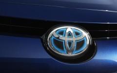 Toyota Mirai 2015 Toyota Badge Detail
