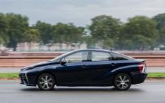 Toyota Mirai 2015 Dynamic Profile