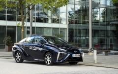 Toyota Mirai 2015 Static Front