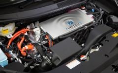 Toyota Mirai 2015 Hydrogen Motor