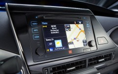 Toyota Mirai 2015 Infotainment