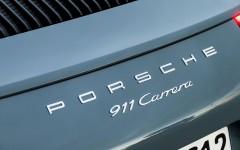 Porsche 911 Carrera 2015 Detail Exterior Badge