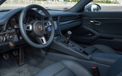 Porsche 911 Carrera 2015 Interior Dashboard