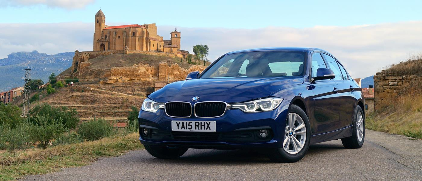 BMW 320d ED 2016 Feature 5