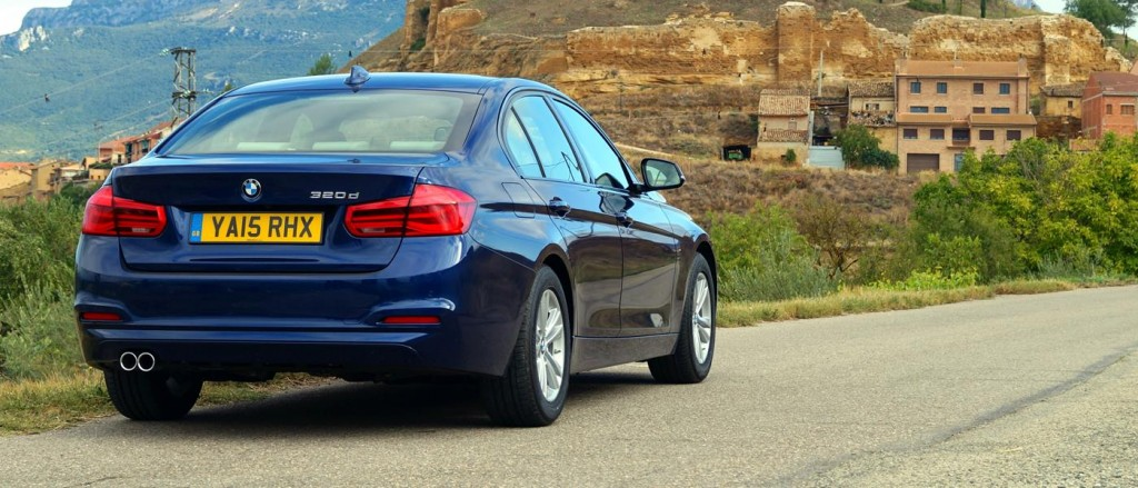BMW 320d ED 2016 Feature 7