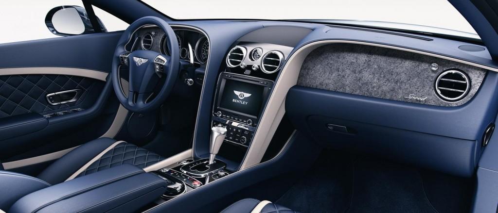 Bentley Mulliner Stone Veneer 2016 Speed