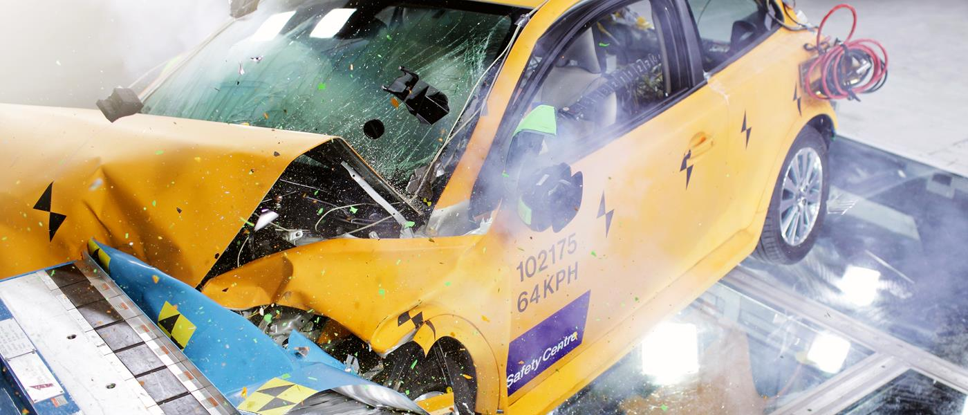 Euro NCAP Crash Testing 2016 Feature