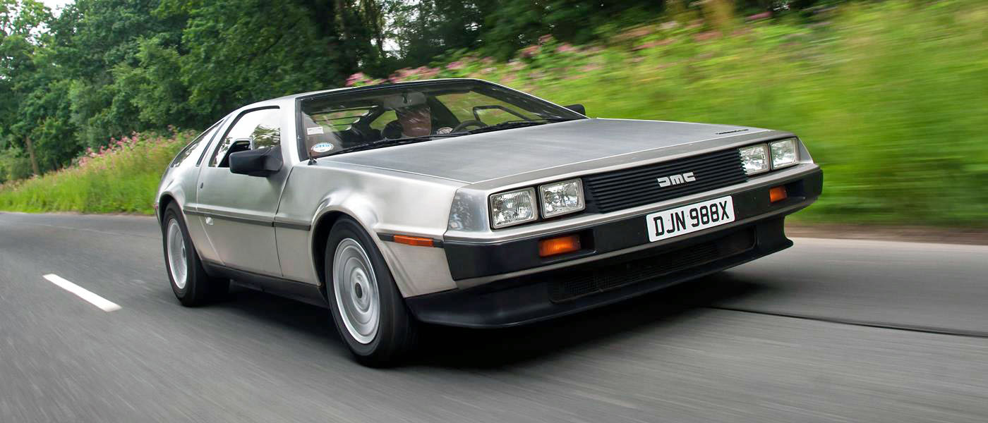 Fancy A New Delorean Time Travel Might No Longer Be