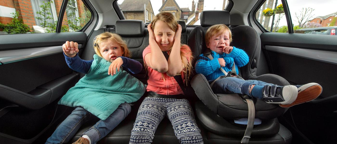Kids Misbehaving in the Car? It's Probably Your Fault ...