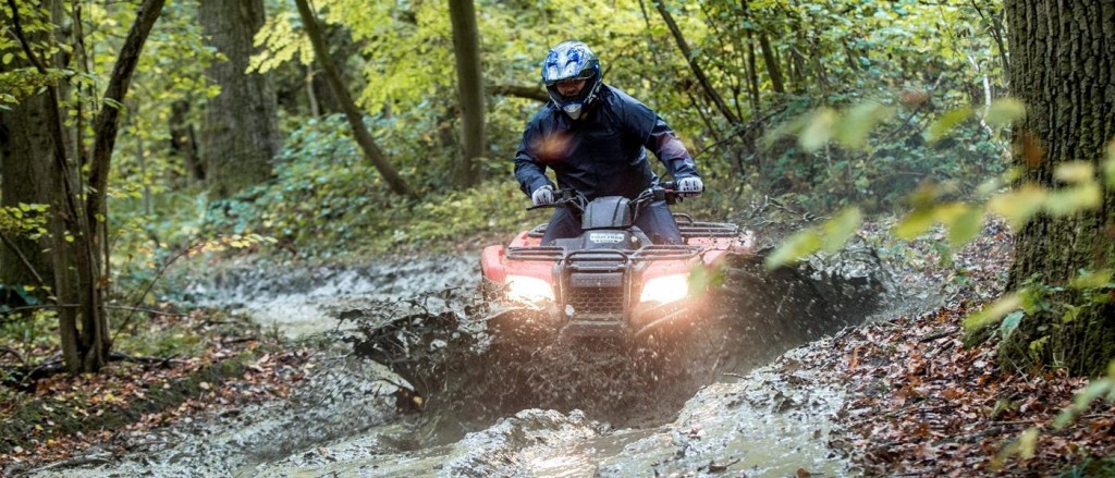 Honda UK at 50 2016 ATV