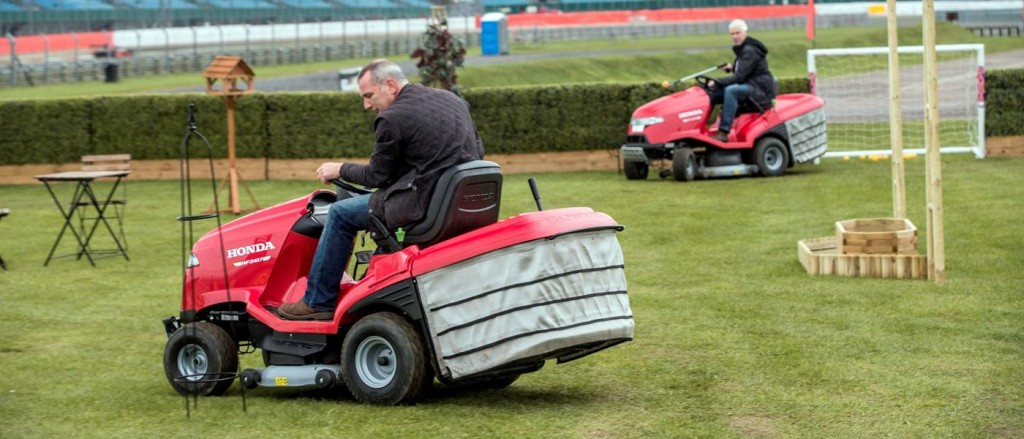 Honda UK at 50 2016 Lawn Mower