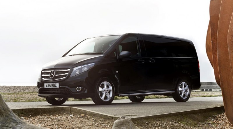 Stylish Sport Model Adds To Mercedes Vito Appeal Front