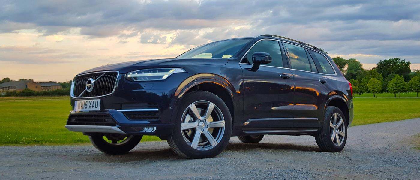volvo xc90 2016 gallery 04 front seat driver. Black Bedroom Furniture Sets. Home Design Ideas