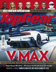 Top Gear Magazine 2016 April 01