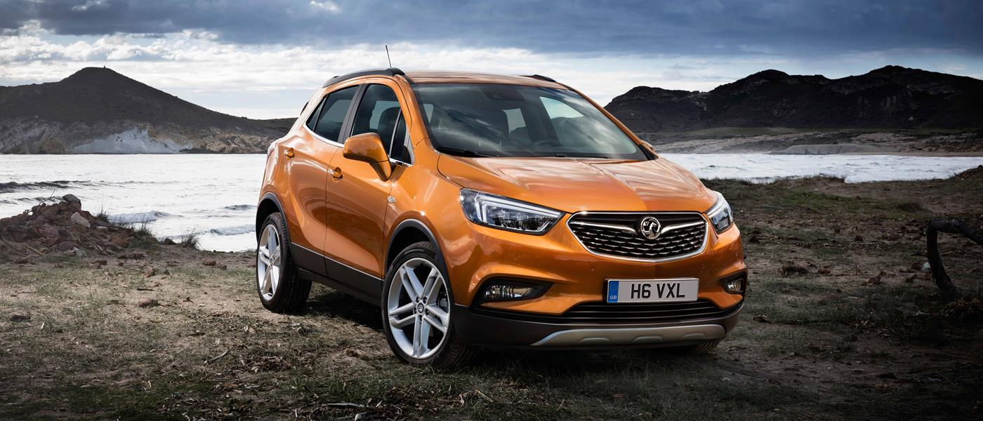 Facelifted Vauxhall Mokka Gains An X Tra Letter Front