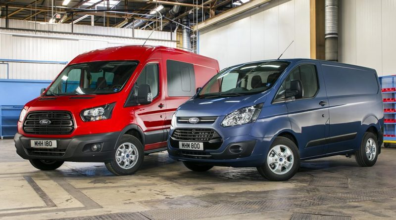 Ford Transit EcoBlue 2016 03