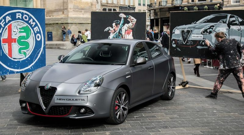 Alfa Romeo Stirs up Passion in Newcastle [with Video]