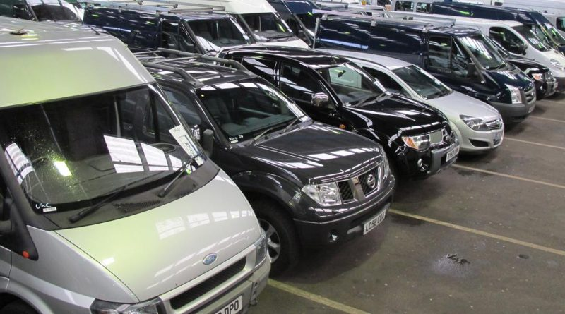 Van Faults on Forecourt 2016 02