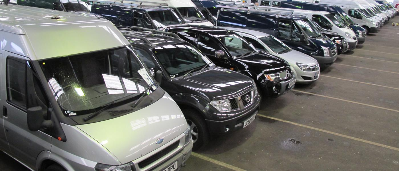 Second-Hand Vans Hide More Faults Than Cars