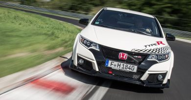 Honda Proves Who's Hottest with Record Breaking Type R Tour