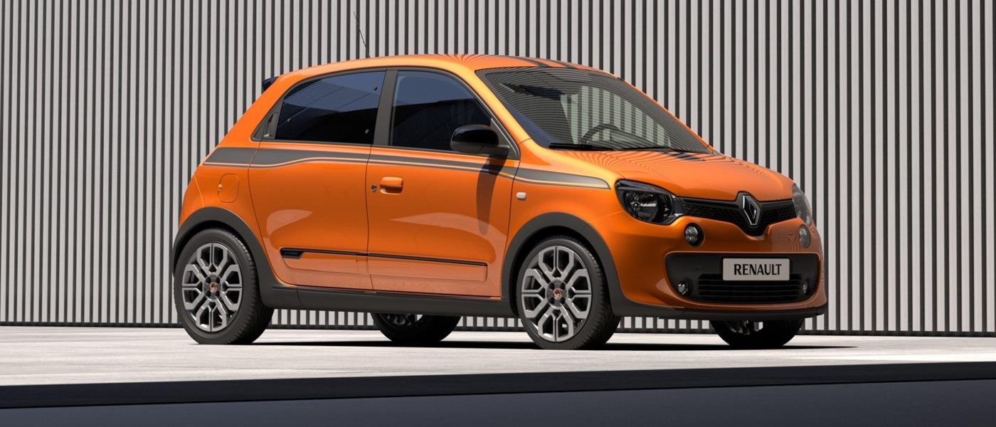 Hot(ish) New Renault Twingo GT Announced for Goodwood FOS