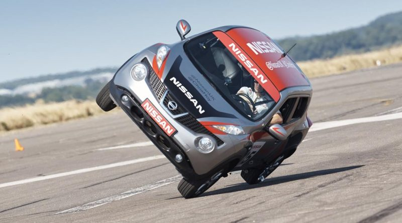 Nissan Juke 2016 Chris Hoy on Two Wheels 03