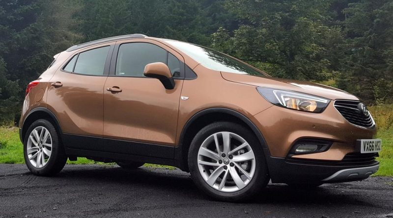 first drive vauxhall mokka x front seat driver. Black Bedroom Furniture Sets. Home Design Ideas