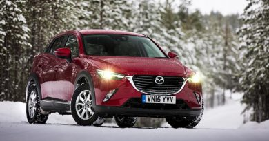 Arctic Adventures: Chilling with the Mazda CX-3