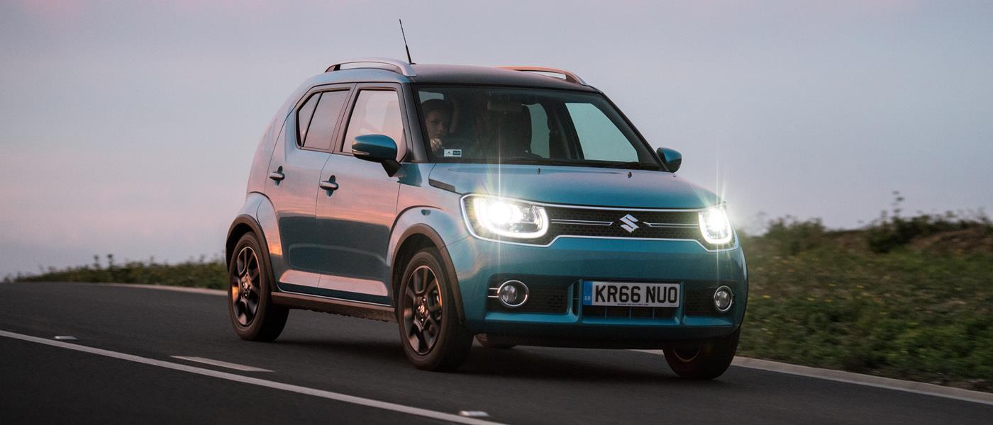 First Drive: Suzuki Ignis