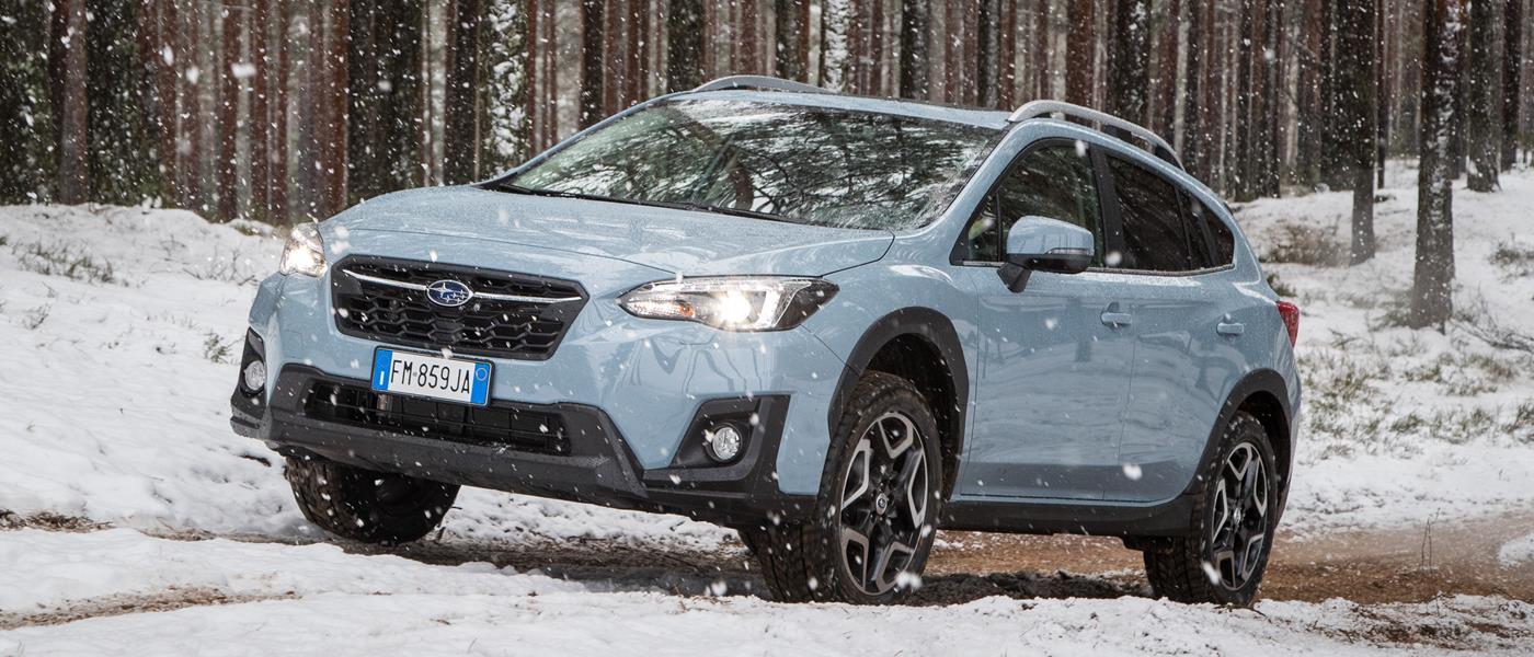 First Drive: Subaru XV