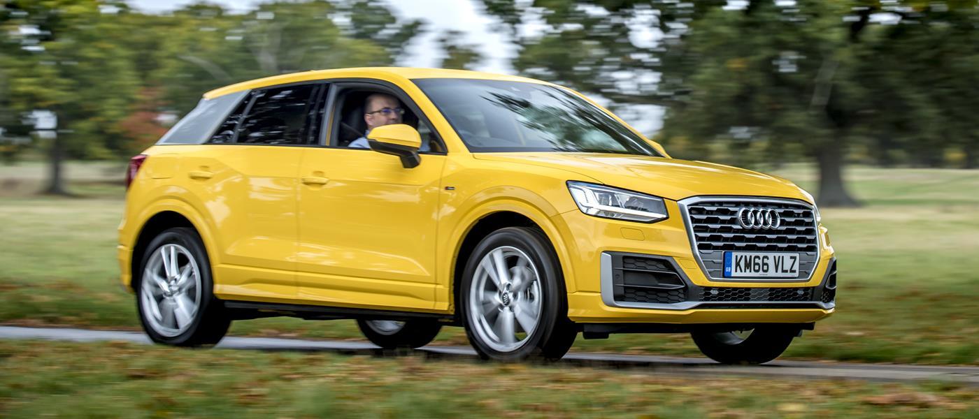 First UK Drive: Audi Q2 2.0 TDI quattro