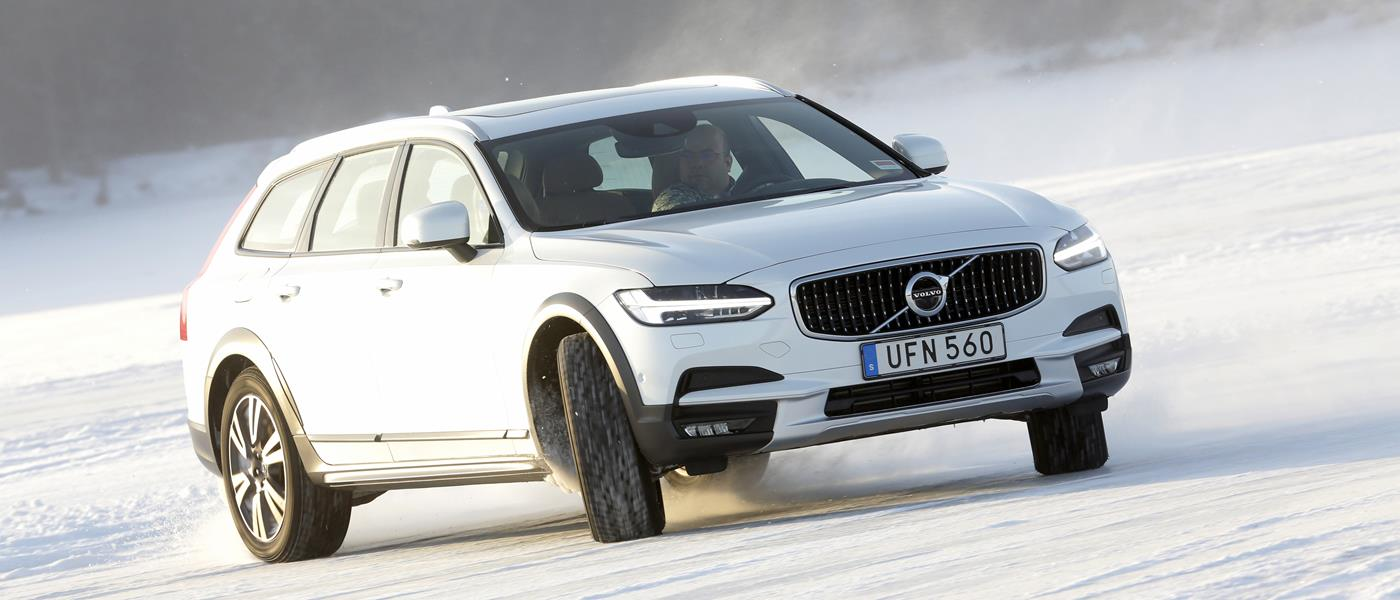Extreme Estate: Getting to Grips with the Volvo V90 Cross Country