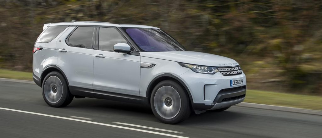 First Drive: Land Rover Discovery – Front Seat Driver