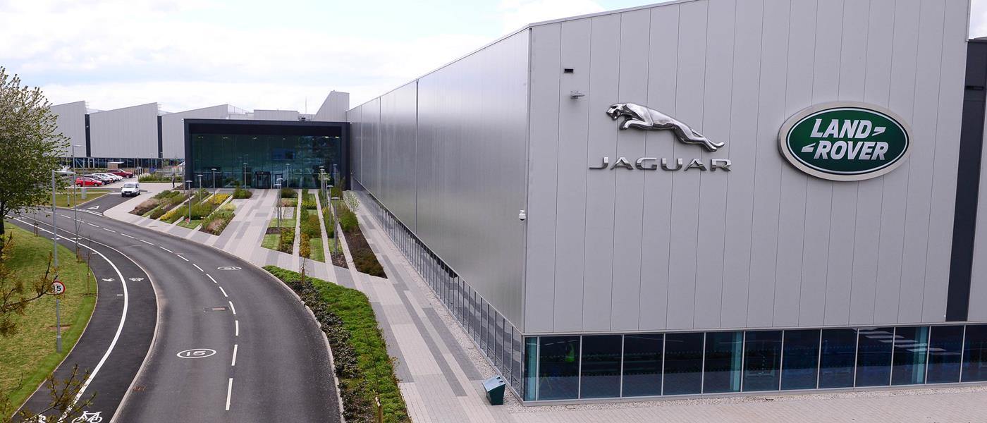 Inside Jaguar Land Rover's Billion Pound Engine Factory