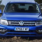 Heading off-road with the VW Amarok Trailblazers Challenge