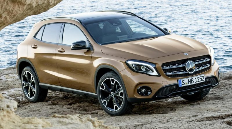 First Drive Mercedes Gla Front Seat Driver