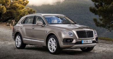 Building a Bentley: What Makes a Bentayga British