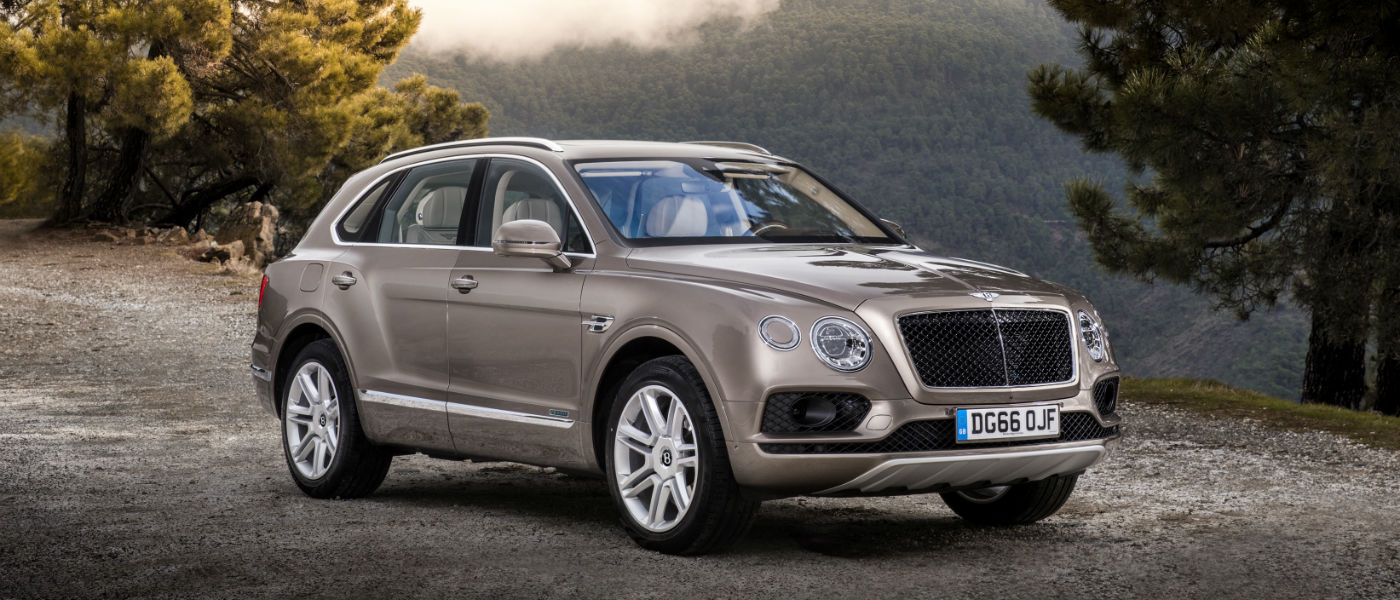 Building a Bentley: What Makes a Bentayga British