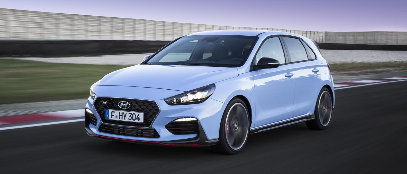 Hyundai's Hot Hatch Is Happening