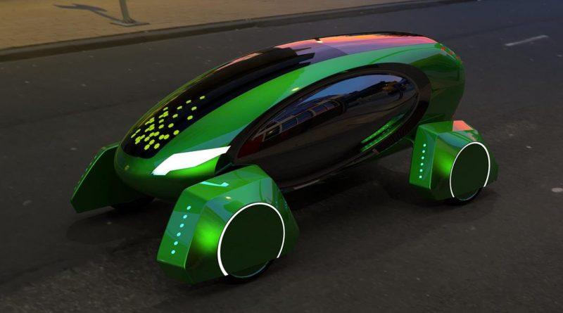 Kar-Go's autonomous delivery concept.