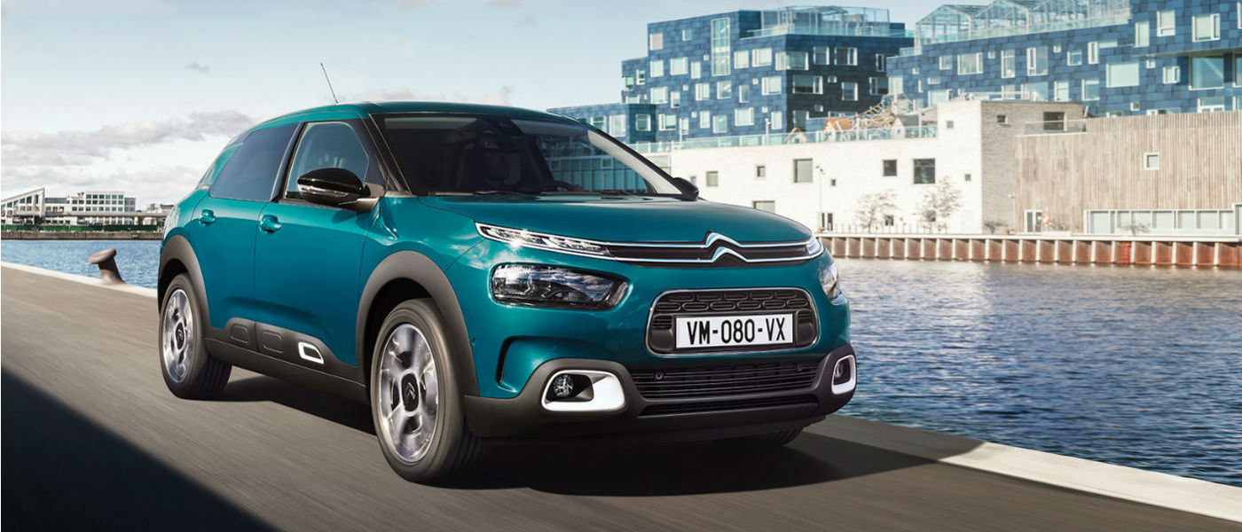 New Citroen C4 Cactus Promises 'Magic Carpet' Ride and French Flair
