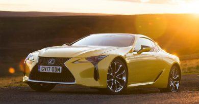 First Drive: Lexus LC