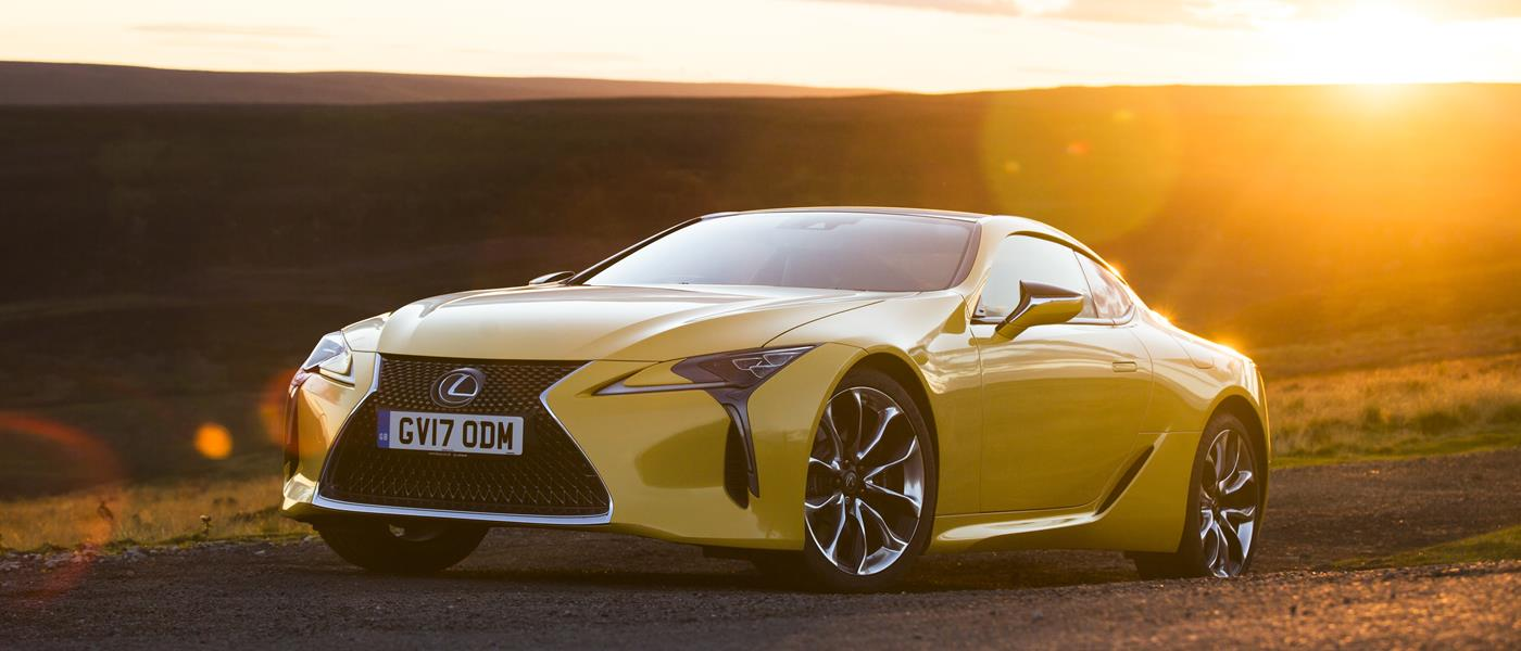 First Drive: Lexus LC