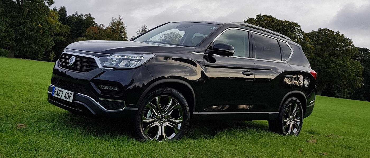 ssangyong rexton 2017 02 front seat driver. Black Bedroom Furniture Sets. Home Design Ideas