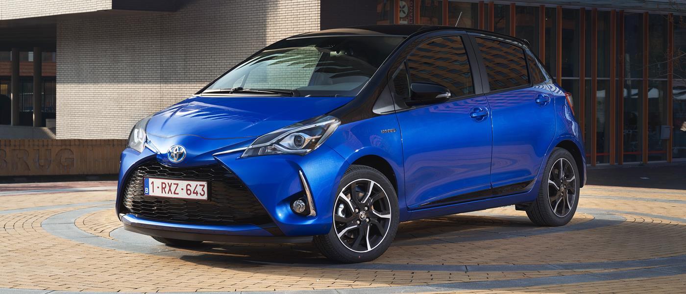 Driven: Toyota Yaris Hybrid