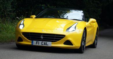 Driven: Ferrari California T