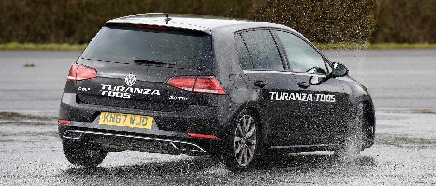 Bridgestone Tweaks Turanza with T005