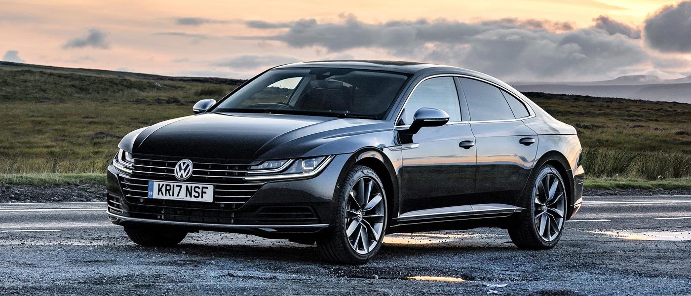 Driven: Volkswagen Arteon