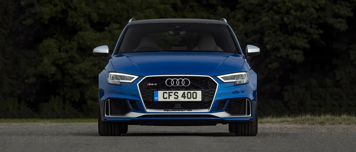 First Drive: Audi RS 3 Sportback